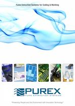 Laser Fume Extraction Brochure (Purex)