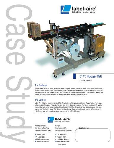3115 Hugger Belt System