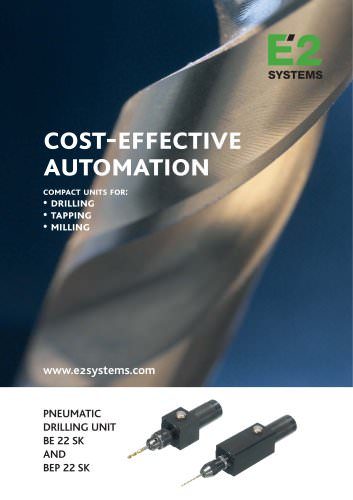 Cost-effective automation BE 22 SK