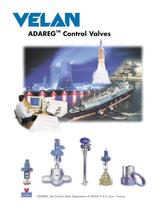 Adareg control valves