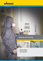 ELECTRONIC MIXING AND DOSING SYSTEMS