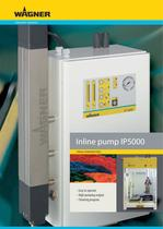Inline pump IP5000