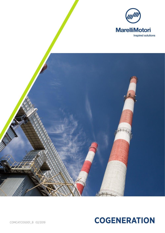 Cogeneration Catalogue Marelli Motori Spa Pdf Engine Diagram 1 50 Pages
