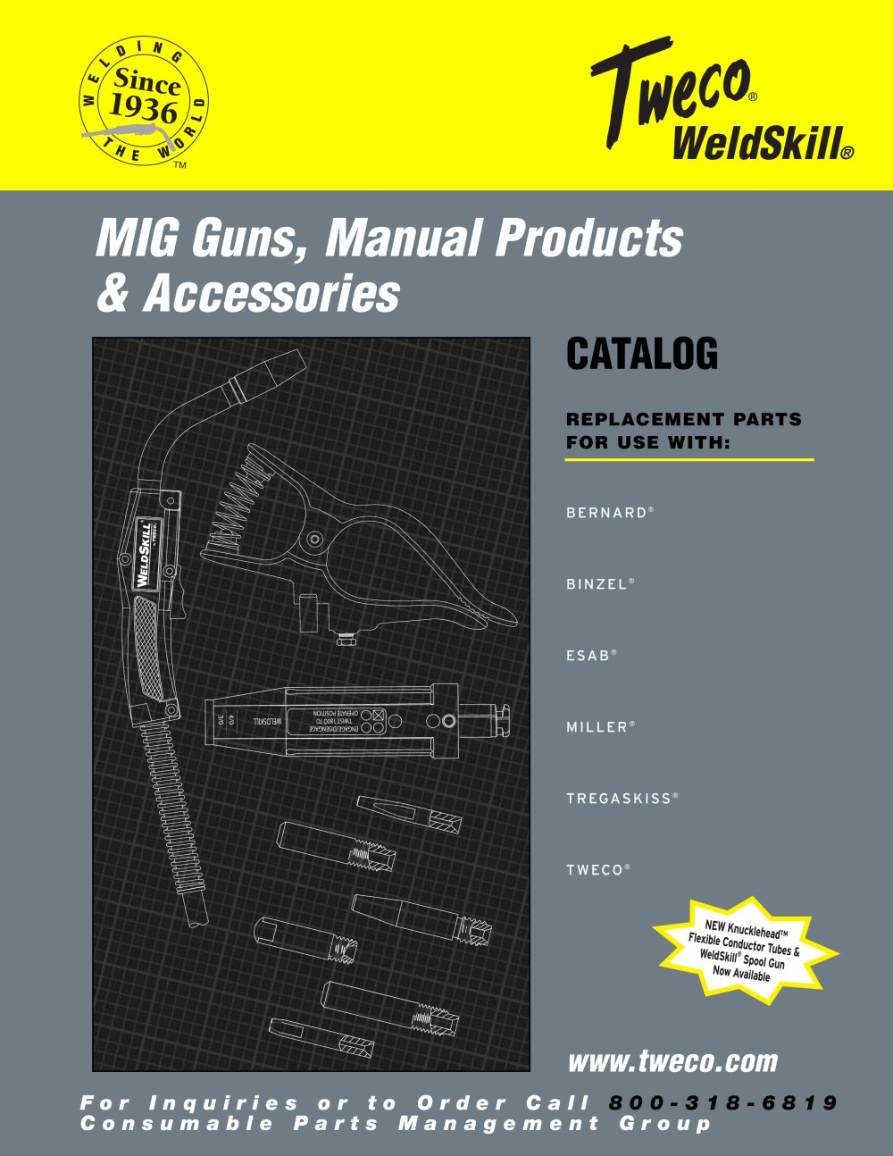 Weldskill Mig Gun Catalog Victor Technologies Pdf Catalogs 030 Welding Wire Also With Welder Parts Diagram 1 44 Pages