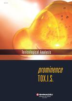 Toxicological Analysis prominence TOX.I.S