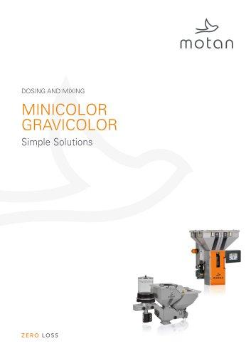 MINICOLOR / GRAVICOLOR