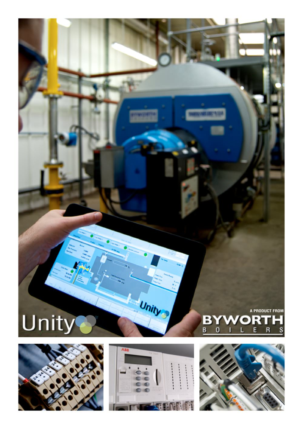 UNITY BOILER HOUSE CONTROL - Byworth Boilers - PDF Catalogue ...