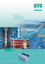 BITO-Lagertechnik, Image Brochure