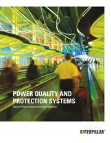 Power quality and protection systems