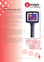 IPU 40099 - IRI 4010 (Thermal Imager) Data Sheet