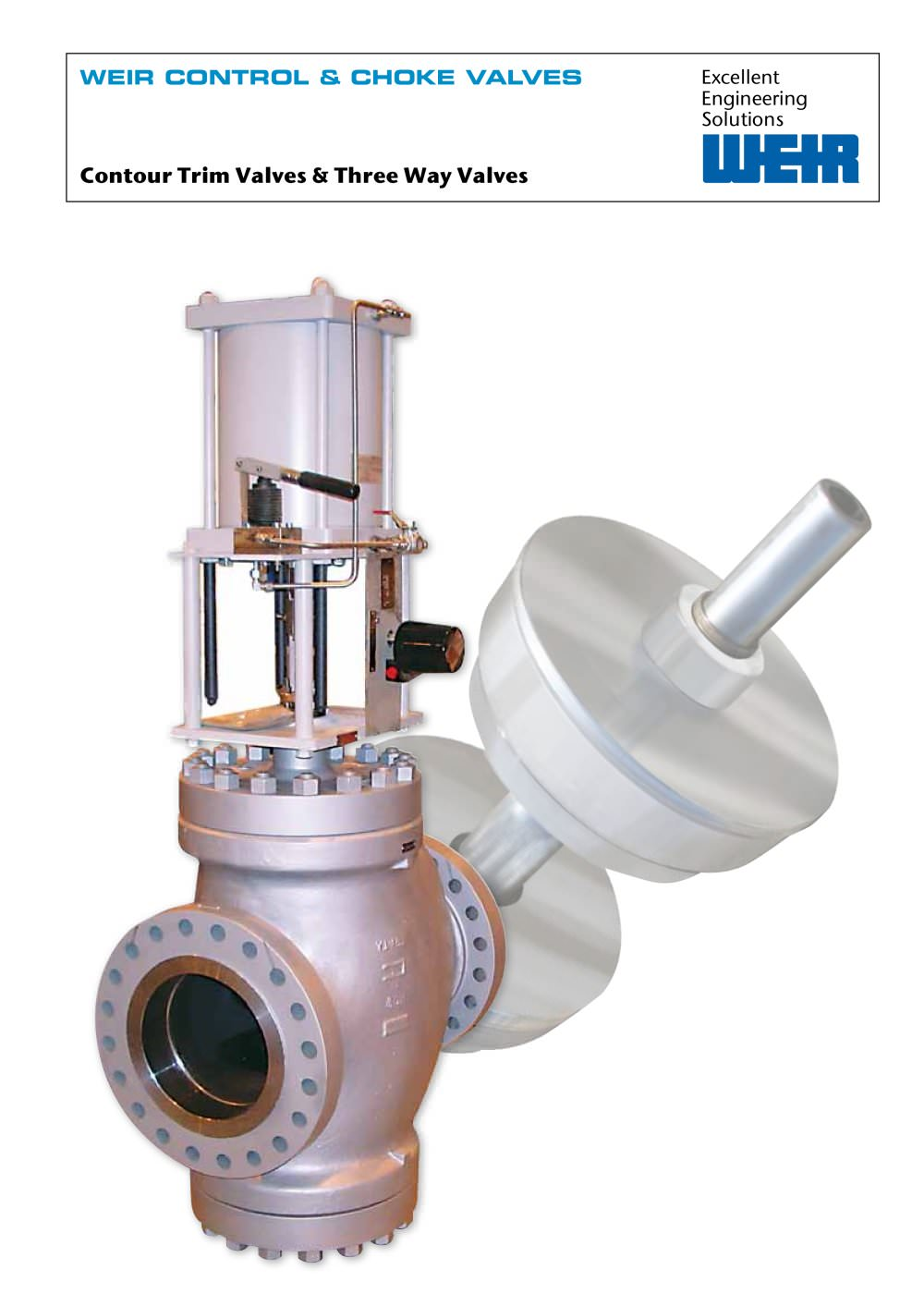 Product brochure contour trim and 3 way valves weir power product brochure contour trim and 3 way valves 1 16 pages ccuart Images