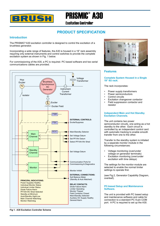 prismic a30 brush hma pdf catalogue technical documentation rh pdf directindustry com