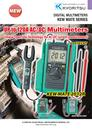 Digital Multimeter 2012R