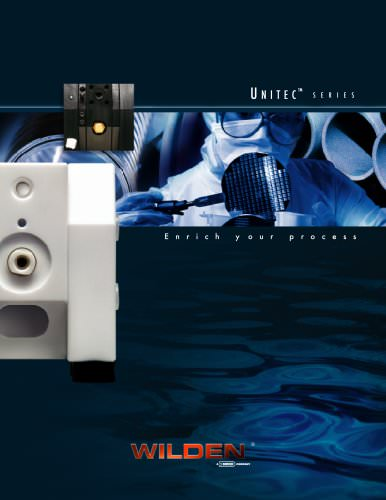 UNITEC Brochure - Wilden Pump - PDF Catalogs | Technical