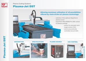 Plasma-Jet DST