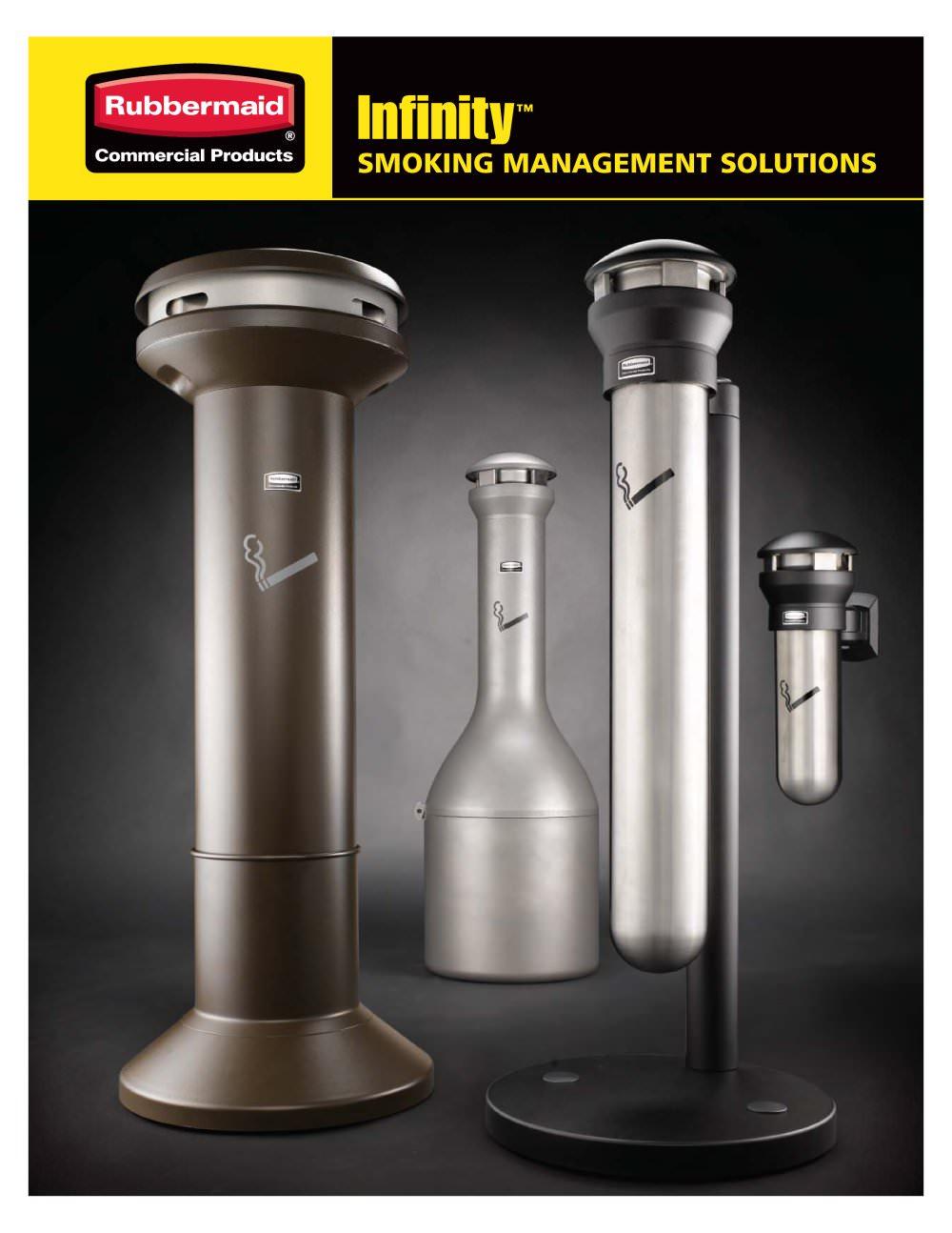 Smoking Management Receptacle
