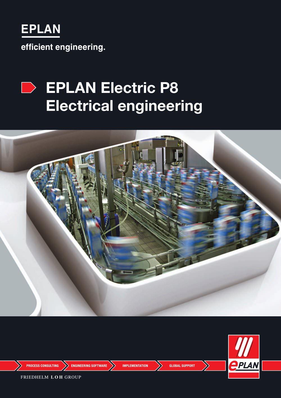eplan P8 - 1 / 8 Pages