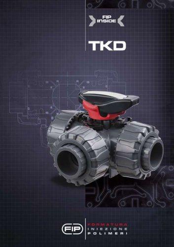 TKD Dual Block