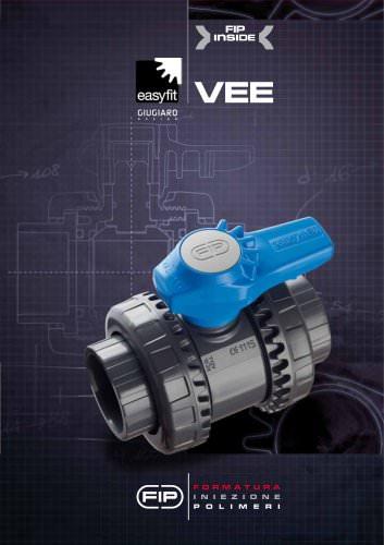 VEE Easyfit Promotional Brochure