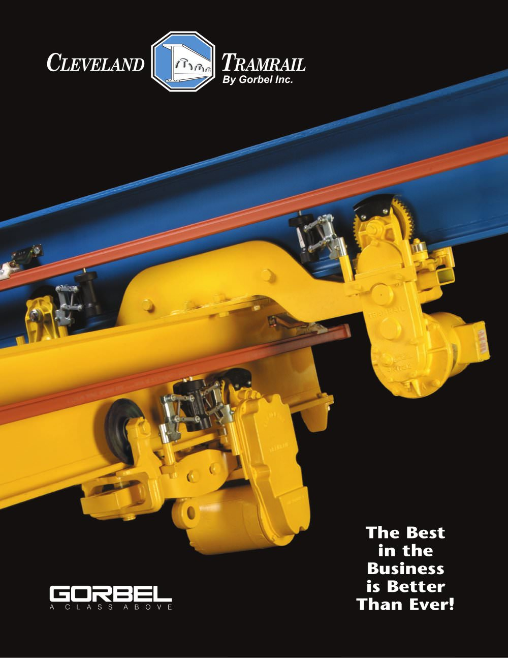 Cleveland Tramrail Crane Systems Gorbel Pdf Catalogue Workstation Cranes Overhead Work Station Ase 1 7 Pages