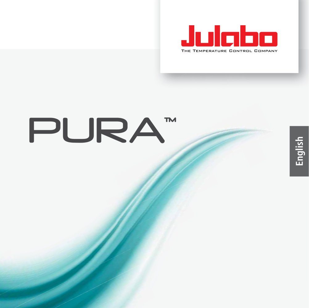 Pura Gmbh julabo pura water baths julabo gmbh pdf catalogue technical