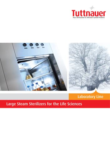 Animal Care Large Autoclaves