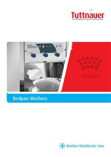Bedpan Washers