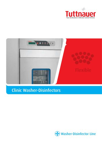 Clinic Washer-Disinfectors