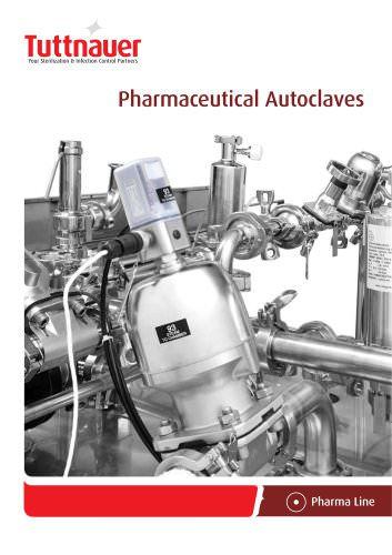 Pharmaceutical Autoclaves