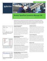 Bentley OpenPlant Isometrics Manager 