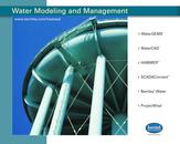 Bentley Water Distribution Systems Modeling Solutions (Haestad)