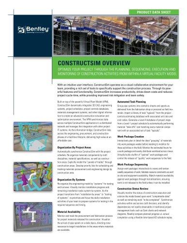 ConstructSim