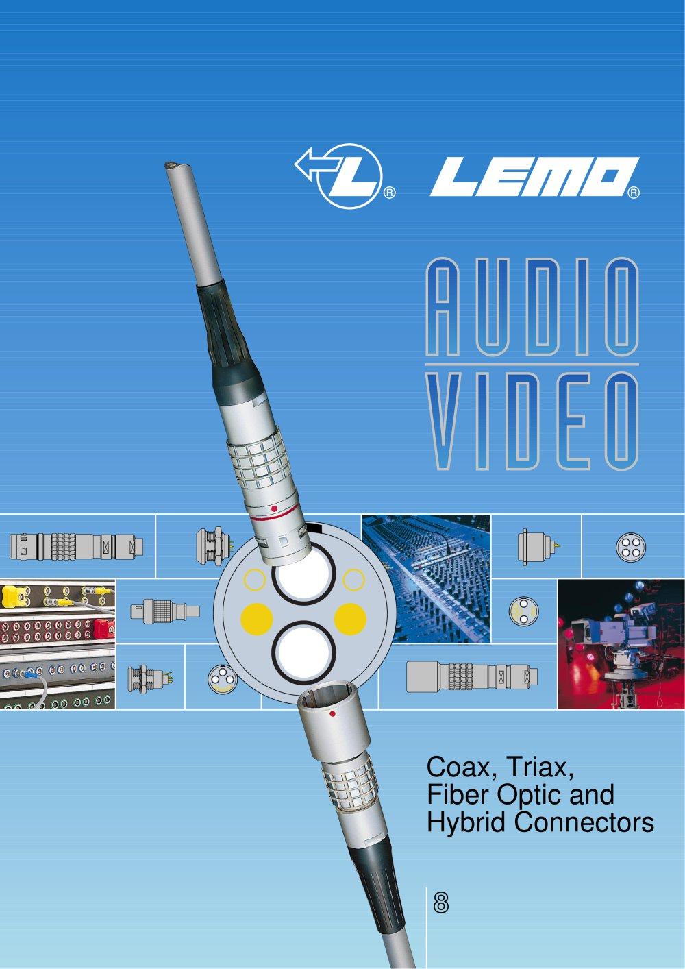 liaison tv fibre optique