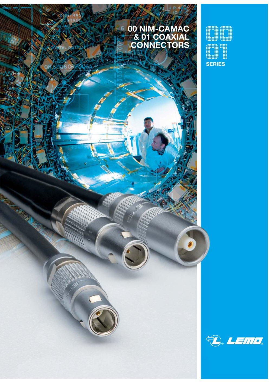 Coaxial catalogue - LEMO - PDF Catalogue | Technical Documentation ...
