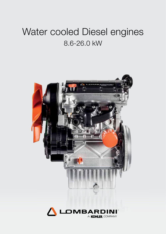 LDW 1003 diesel - 1 / 12 Pages