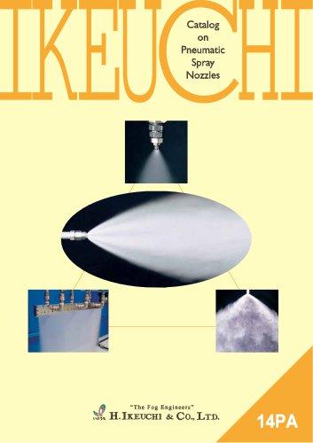 Catalog on Pneumatic Spray Nozzles