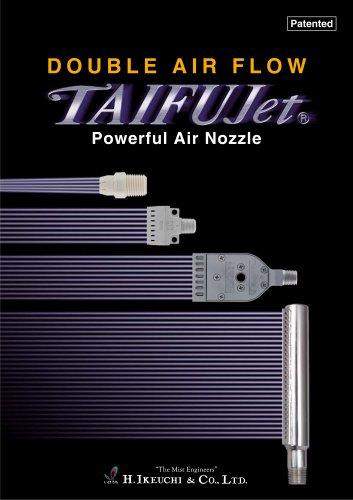 TAIFUJet Air nozzles