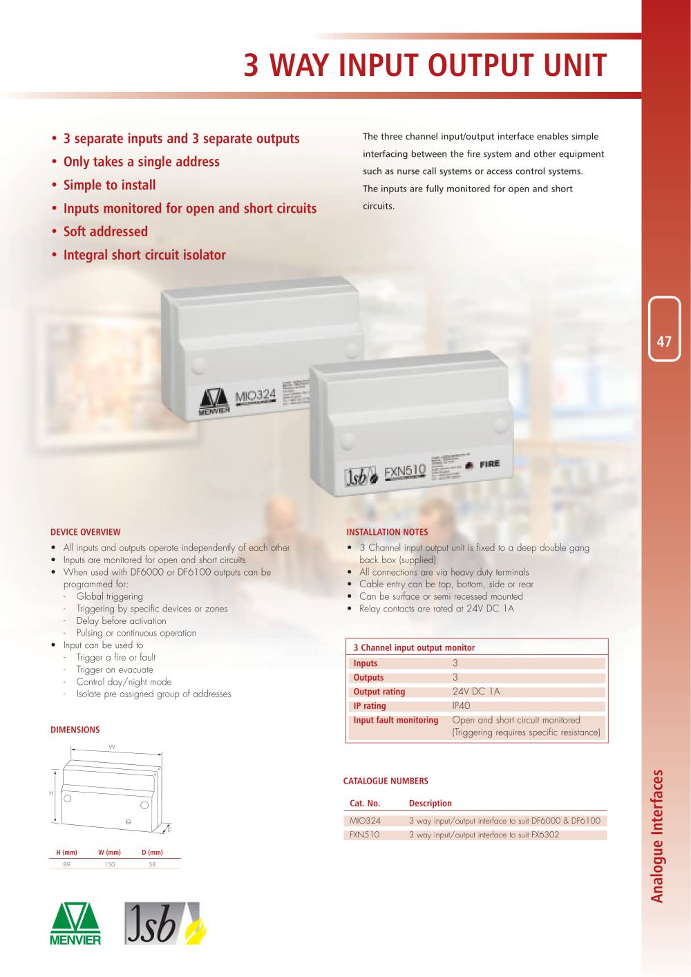 Fire Solutions - 1 / 116 Pages  sc 1 st  Catalogues Directindustry & Fire Solutions - Cooper Lighting and Safety - PDF Catalogue ...