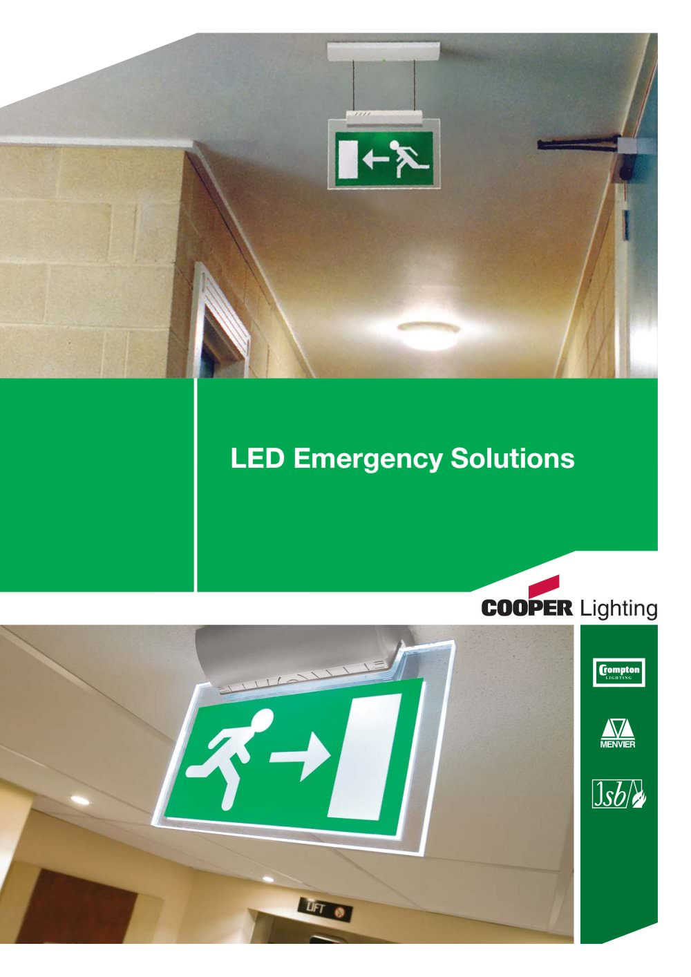 led emergency solutions cooper lighting and safety pdf catalogue