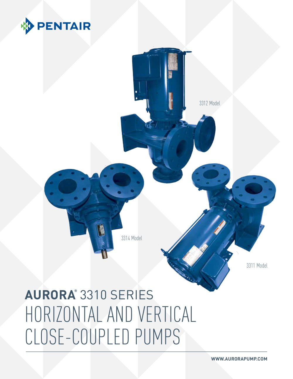 Compact, Low Installation Cost Pumps - Aurora Pump - PDF Catalogs