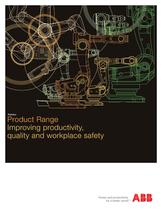 ABB Robotics Product Range Brochure 2011