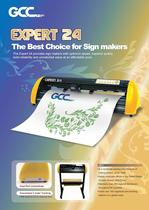 Cutting plotter- Expert 24