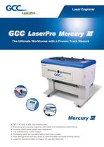 Laser engraving machine MercuryIII