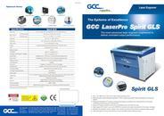 Laser engraving machine Spirit GLX