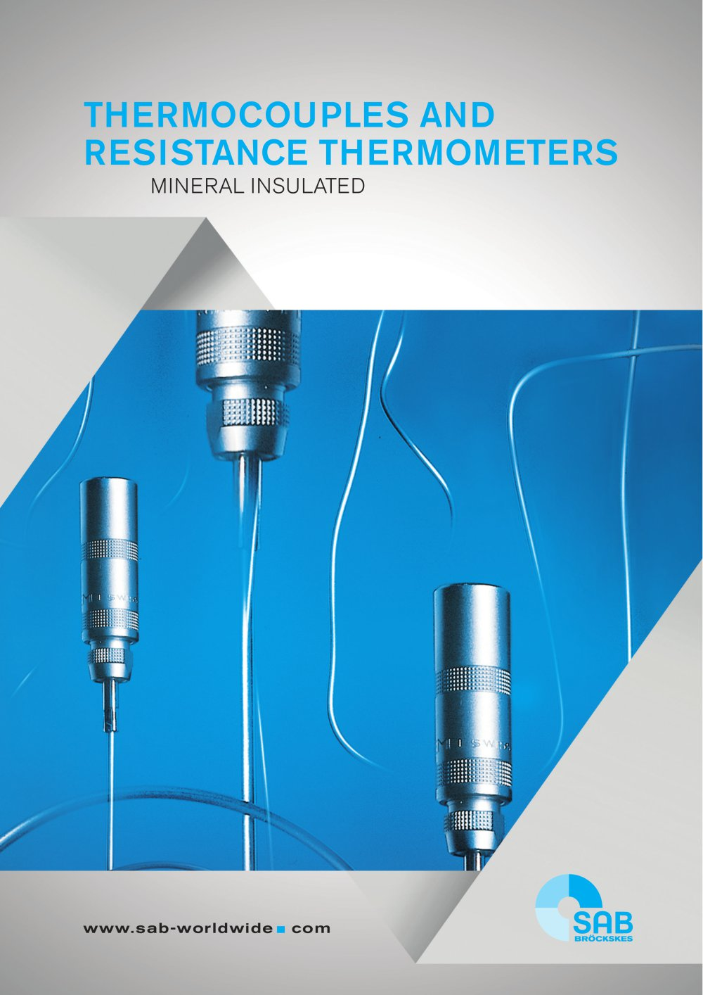 Thermocouples and Resistance Thermometers - SAB BROECKSKES GMBH & Co ...