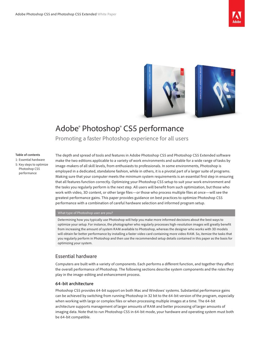 How To Use Photoshop Cs5 Pdf