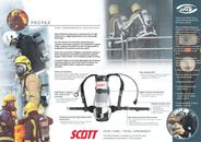PROPAK SELF-CONTAINED BREATHING APPARATUS