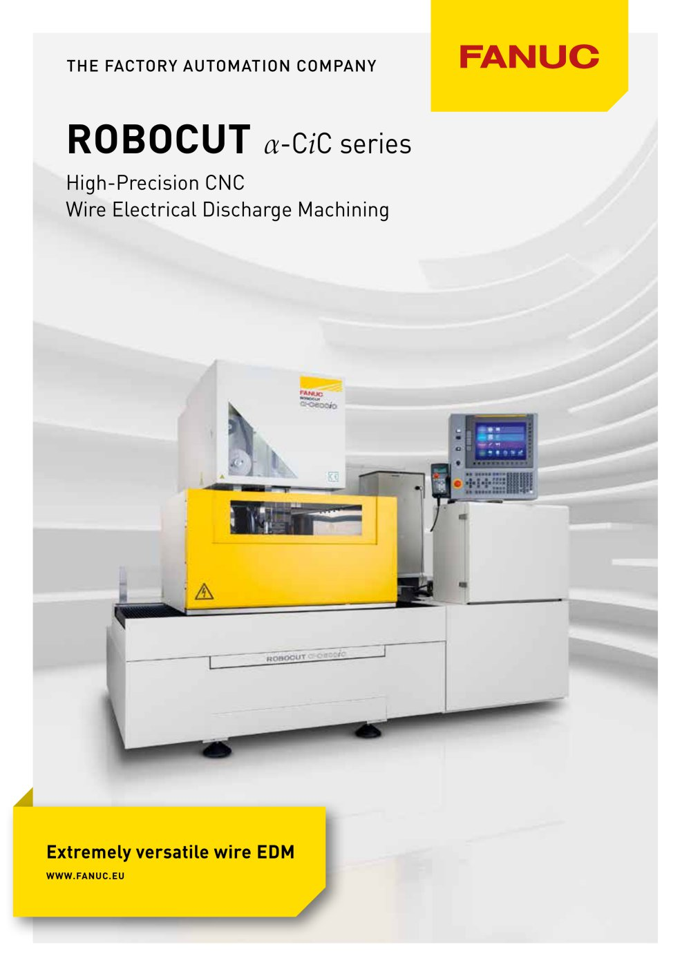 Robocut fanuc robocut - fanuc europe corporation - pdf catalogue