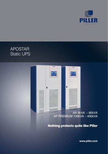 piller static UPS - PILLER - PDF Catalogs | Technical