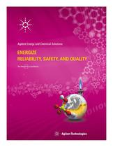 Agilent Energy and Chemical solutions brochure